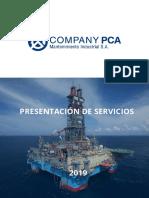 Company Pca Propuesta