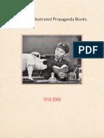 Chinese Illustrated Propaganda Books 1950-2000