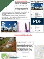 Oscar Neimeyer Cathédral de Brazilia