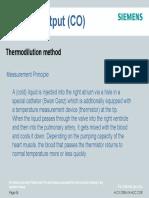 Cardiac Output_Thermodillution method