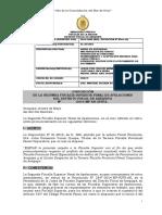 503-2016-2489 (5500-2015-380) - Conflicto de Competencia - Fedcf y Comun - Factico No Malversacion Comp. Material