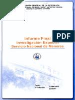 Informe Final Investigacion Especial Servicio Nacional de Menores (1)