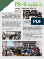 IFPR-Biopark Informativo 01