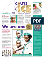 UGANDA SCOUTS ASSOCIATION SCOUT VOICE 01