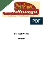 Siridhanya Grains catalogue