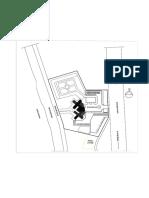 Hospital Siteplan Model