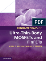 Fossum J.G., Trivedi V.P. - Fundamentals of Ultra-Thin-Body MOSFETs and FinFETs-Cambridge University Press (2013).pdf