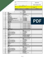 Data Sheet Filter Media