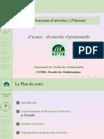 Processus de Poisson
