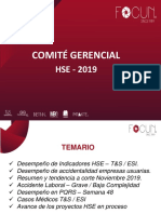 COMITE GERENCIAL