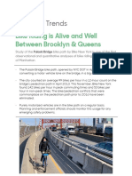 Pulaski Bridge Bikeway Study November 2019 - Bike NY