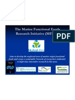 Marine Functional Foods