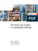 The Smart Use of Glass in Sustainable Buildings