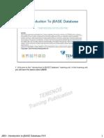 JBS1.Introduction To jBASE Database - R15.pdf