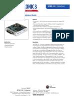 TTC-MCBR-102-1-2-Channel-RS-422-Multiplexer-Module-product-sheet