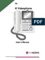 LG Nortel 1535 IP telephone