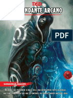 D&D 5e Classe de Prestígio Comandante Arcano - Homebrew