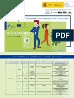 Actividades Semana Europea 2019 - 15-10-2019