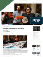Chilango - Los Fanzineros de México