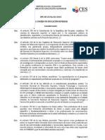 norma para el reconocimiento y registro de certificaciones especializaciones odontologicas.pdf