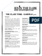 The Samurai-Torchesinthedark