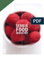 Serbia food industry
