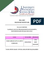 PEG 3053 LAPORAN BNM