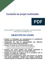 Conduite de projet multimédia_Intro_2020