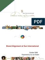 Sun International - IABC - Brand Alignment (IvE) V2.0 141008