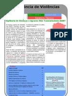 Relatório sobre Violência - SINAN NET nº [1]