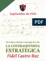 La Contraofensiva Estrategica - Septiembre 1958