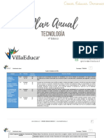Planificación Anual - TECNOLOGIA - 4Básico.pdf