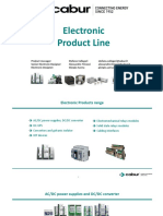 2018 Electronic Products Presentation ENG