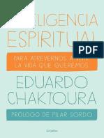 Inteligencia espiritual - 2015 - Chaktoura