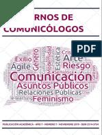 Revista Cuadernos de Comunicólogos_Nro_2_2019