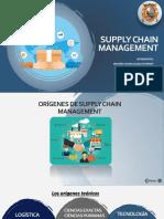 SUPPLY CHAIN MANAGMENT-2019-II