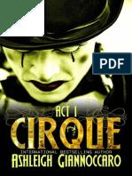 01 Cirque - Ashleigh Giannoccaro