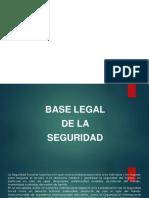 Base Legal d Ela Seguridad