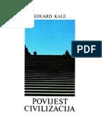 Eduard Kale - Povijest Civilizacija