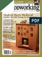 Popular Woodworking 216 (February 2015)