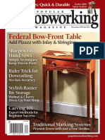 Popular Woodworking 215 (December 2014)
