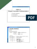 Tema_10_Bloques_Combinacionales_II