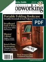 Popular Woodworking 213 (September-October 2014)