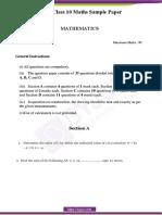 CBSE-Class-10-Maths-Sample-Paper-Set-3