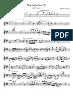 Nocturne No. 20 Chopin.pdf