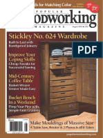 Popular Woodworking 212 (July-August 2014)
