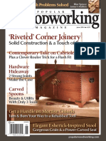 Popular Woodworking 211 (May-June 2014)
