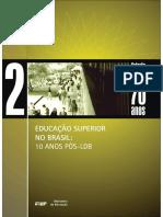 Educação superior no Brasil 10 anos pós-LDB