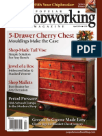Popular Woodworking 210 (April 2014)