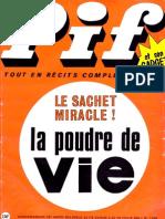 Pif Gadget 0060 Avril 1970